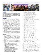 Southeast Regional Task Force overview [Feb. 2015] Southeast Regional Fugitive Task Force overview