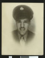 Private John Kinloch in his U.S. Army uniform, circa 1943, Los Angeles