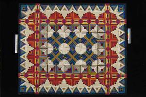 Twentieth Century Silkie quilt by Claudia Clark Myers