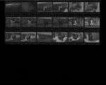 Set of negatives by Clinton Wright of Windsor Park homes, 1965