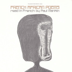 French African poems [sound recording] / read by Paul Mankin