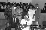 Beulah Baptist Church, Los Angeles, 1989