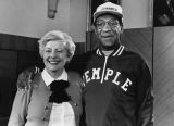 Marjorie Broderick and Bill Cosby