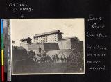 East gate, Xian, Shaanxi, China, ca. 1900