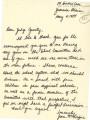 Correspondence between Jean Sullivan McKeigue and Judge W. Arthur Garrity, 1984 May