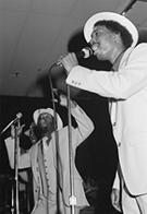 Cold Crush Brothers at Harlem World, 1981