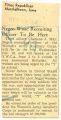 Negro Waac recruiting officer to be here; Times Republican (Marshalltown, Iowa);; Women's military activity