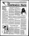 The Washington Blade, August 28, 1987