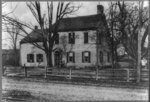 The Magee House, built 1797, used as an underground slave station during the Civil War, Canisteo, N. Y.