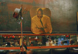 Photograph of Count Basie on Tavern Wall