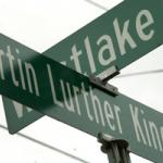 Martin Luther King Jr. streets in Georgia