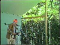 Video of the North Georgia Folk Festival, Part 1, Athens, Georgia, 1987