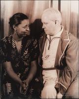 Ethel Waters with Carl Van Vechten
