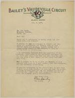 Letter: Atlanta, Georgia to Ben Stein, Macon, Georgia, 1927 Nov. 9