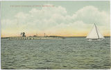 Baltimore, Maryland, ca. 1911 : Fort Carroll at entrance of Harbor