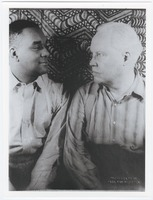 Richard Wright and Carl Van Vechten