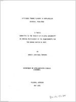 Attitudes toward slavery in ante-bellum Georgia, 1830-1850