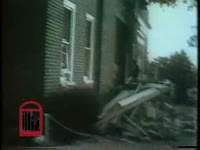 WSB-TV newsfilm clip of mayor William Hartsfield speaking about violence against African Americans after the Temple Bombing, Atlanta, Georgia, 1958 October