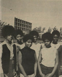 "Photograph from the Daily Sundial, the ""Miss Black and Beautiful Competition,"" May 13, 1969"