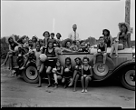 Y.W.C.A. Camp for Girls / 1930 Highland Beach, Md. [acetate film photonegative,] 1930