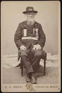 [Civil War veteran William Field]