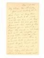 Letter: James W. Alston to H. H. Brimley, Nov. 1, 1918