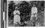 Family of Blessed Tchoi Francis, Peng Yang, Korea, June 1931