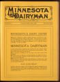 Minnesota Dairyman, Volume III, Number 3, May 1908