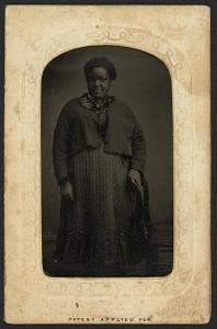 [Unidentified woman, Salem, Massachusetts]