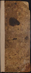 Minute book, 1825-1871 (Rocky River Baptist Church, Siler City, N.C.)
