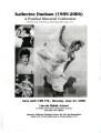Katherine Dunham (1909-2006): A Familial Memorial Celebration (program)