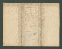 Voucher to Capt. John C. Whipple, 18th Michigan Infantry
