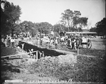 Digging the Foundation for National Museum of Natural History, 1904