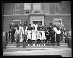 [Children and adults] Misc 1941[from enclosure] [black-and-white cellulose acetate photonegative]