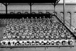 University of Michigan Football Team, 1966