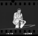 Quincy Jones performing at the Greek Theater, Los Angeles, Calif., 1975