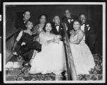 African-Americans attend a social function, Los Angeles, ca. 1941-1950