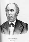 Members of the acting committee; Charles Wise, treasurer