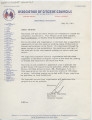 Letter from Bob to Friend