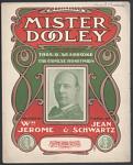 """""""Mister Dooley"""" Sheet Music"""
