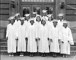 Cardozo High School Post Graduates [acetate film photonegative.] 1939