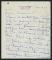 [Correspondence relating to integration, 1963]