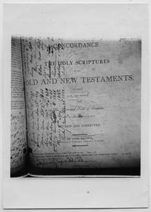 [Bible of Rev. Anthony Garnett Smith, Sr.]