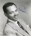 Billy Eckstine, jazz singer