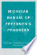 Michigan manual of freedmen's progress /