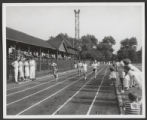 Douglas Park (0218) Activities - Sports - Track and field, 1957