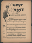 """Mopsy Massy of Tallahassee"" Sheet Music"