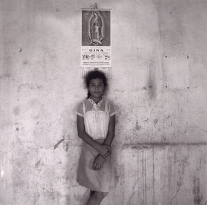"""Gina (Mexico) from the series """"Africa's Legacy in Mexico"""""""
