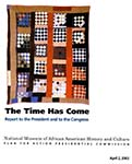"""The Time Has Come"" Report Cover"
