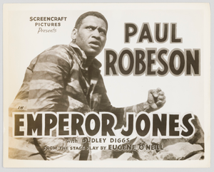 Film still for The Emperor Jones